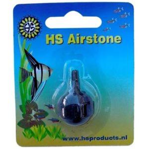 HS AQUA HI-OXYGEN LUCHTSTEEN BAL GRIJS 20 MM/BLISTER CR-20