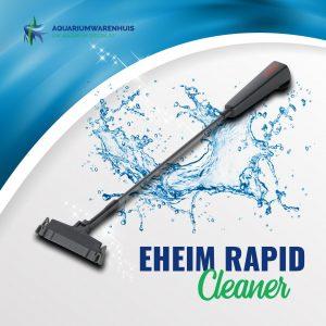 eheim rapid cleaner voor in het aquarium