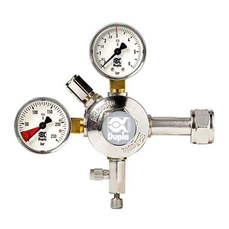 DUPLA CO2 SET COMPLEET 500 TBV AQUARIA TOT 500 L6