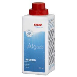 Algozid is een algen bestrijdingsmiddel van Eheim