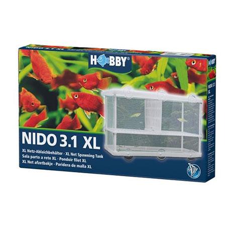 HOBBY NIDO 3.1 XL AFZETBAKJE 25X15X14,5 CM
