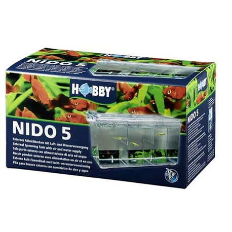 HOBBY NIDO 5 AFZETBAKJE 26X14X13 CM