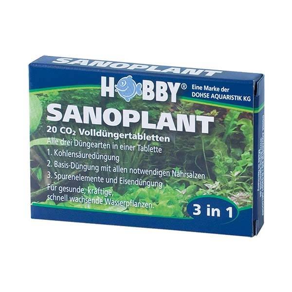 hobby-sanoplant-co2-20-tabletten