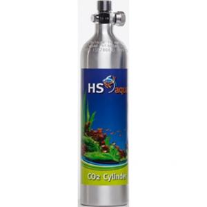 HS AQUA CO2 CYLINDER ALUMINIUM 300g