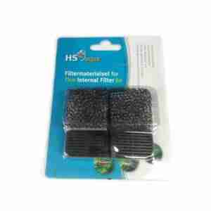 HS AQUA SPONGE & CARBON VOOR INTERNAL FILTER TICO 80 FP-08E