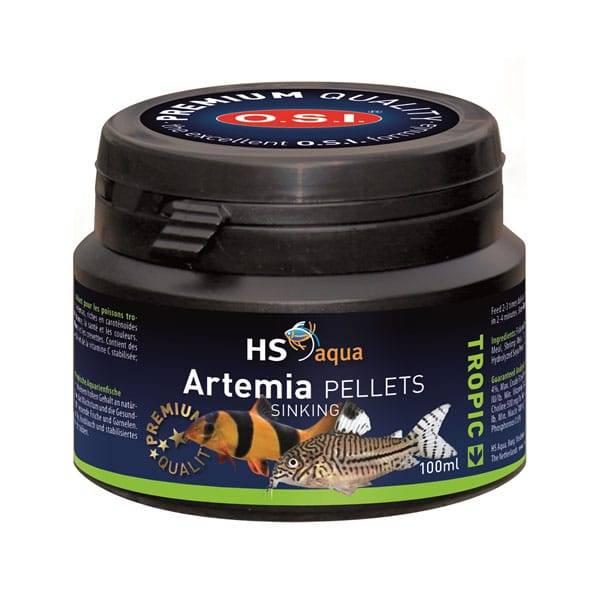 HS AQUA ARTEMIA PELLETS 100 ML