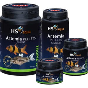HS AQUA ARTEMIA PELLETS 100 ML2
