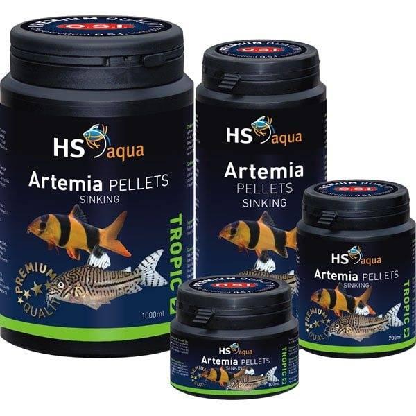 HS AQUA ARTEMIA PELLETS 100 ML2
