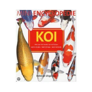 MINI-ENCYCLOPEDIE KOI KARPERS (NL)