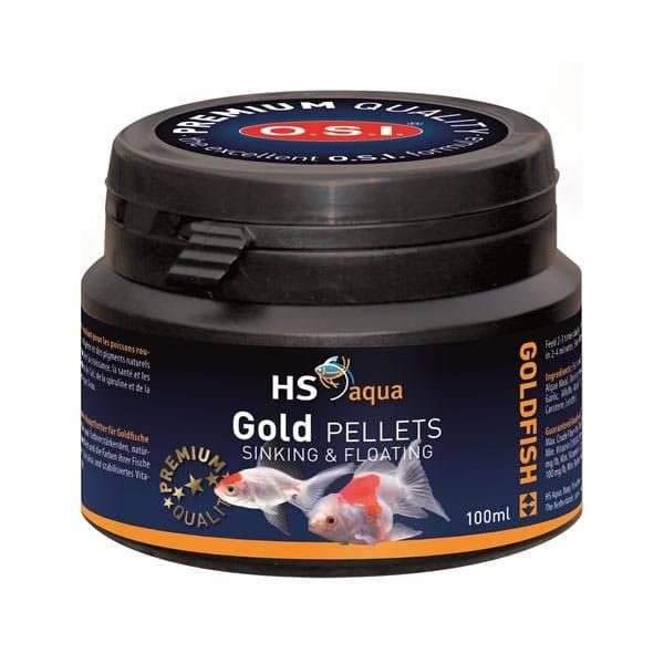 HS AQUA GOLD PELLETS 100 ML