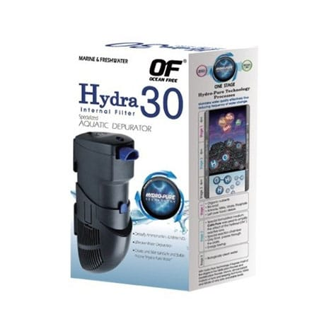 HYDRA OCEAN FREE BINNENFILTER 30 100-200 LTR1