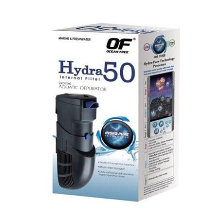 HYDRA OCEAN FREE BINNENFILTER 50 500-800 LTR1