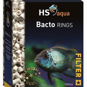 HS AQUA BACTO RINGS AQUARIUM FILTER