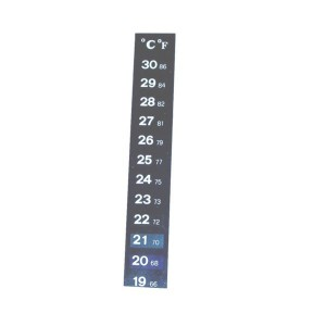 HS AQUA DIGITAL THERMOMETER 18-34ºC