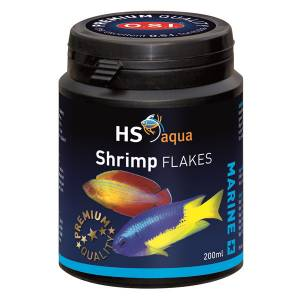 HS AQUA MARINE SHRIMP FLAKES 200 ML