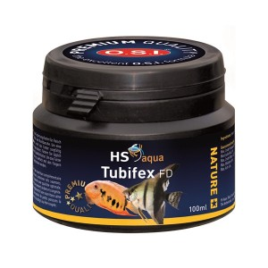 HS AQUA NATURE TREAT TUBIFEX 100 ML