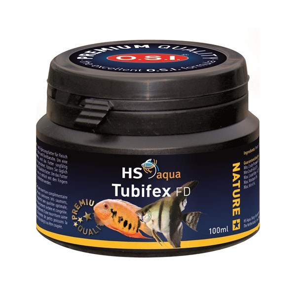 HS AQUA NATURE TREAT TUBIFEX 100 ML