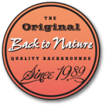 BTN Back to nature aquarium logo BTN achterwanden