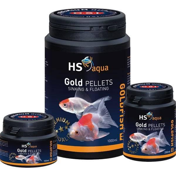 voer voor goudvissen