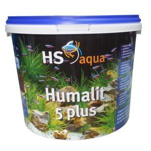 Humalit 5 plus 3 en 5 liter voedingsbodem aquarium