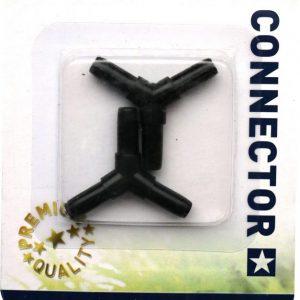 HS AQUA 0032338 Y-Piece 4-6 mm black slang