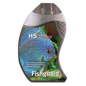 Fishguard voor een beter immuunsysteem