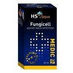 schimmel bij vissen bestrijden met HS Aqua Fungicell