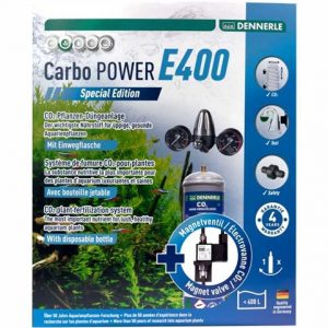 Dennerle E400 Carbo Power special edition